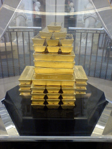 European Patent Office: affinity to gold and money