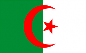 MM1 form used by trademark applicants from Algeria